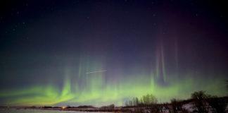 拍摄惊人的北极光